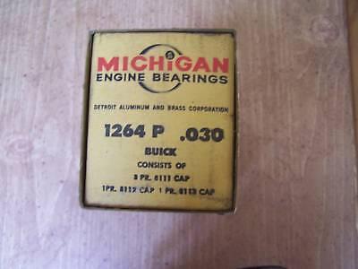 1964-65 Buick 300 V-8 .030 main bearing set