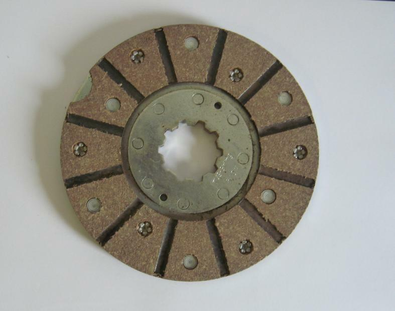 Mahindra Tractor Brake Disc Assembly 6 1/2 Diameter