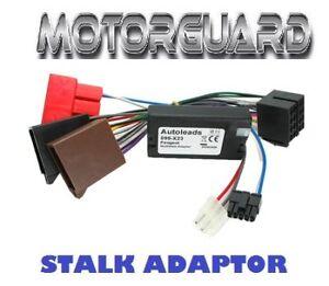 PEUGEOT 206 306 STALK ADAPTOR CONTROL PC99-X23 NEW