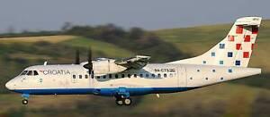 ATR-42-300-Croatia-Airlines-Airplane-Wood-Model-Regular