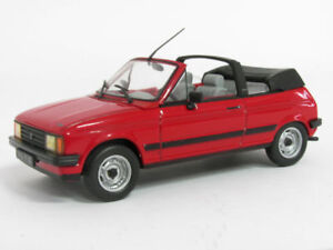 wonderful modelcar simca talbot samba cabriolet 1983 ebay. Black Bedroom Furniture Sets. Home Design Ideas