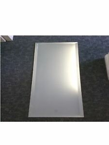 Details About Small Frameless Bevelled Edge Wall Mirror 12 X 10 30cm 25cm