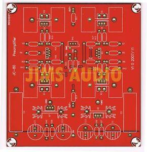 All-FET-class-A-preamplifier-JC-80-PCB