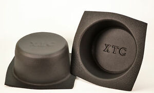 "XTC 12"" Foam Speaker Baffles - VXT12 - Acoustic Baffle for the 12"" speaker 1PR"