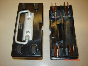 FPE FEDERAL PACIFIC 102 100AMP FUSE PULLOUT