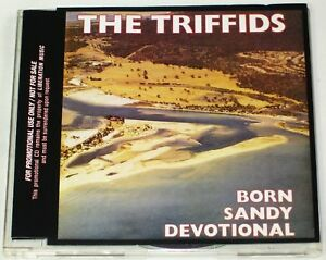 THE-TRIFFIDS-CD-BORN-SANDY-DEVOTIONAL-RARE-AUSSIE