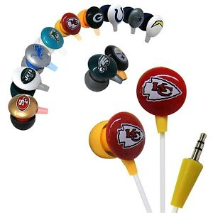 NFL EarBuds