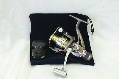 Stainless Steel Fishing Reel-brand In Box F3