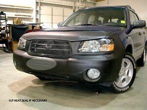 Lebra Front End Cover Bra Mask Subaru Forester 2003 2004 05 Ebay