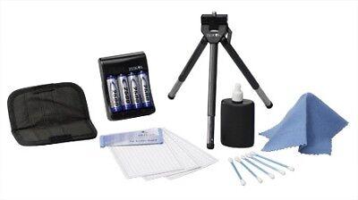 8pcs Super Saving Accessory Kit For Kodak Easyshare C1505 C1550