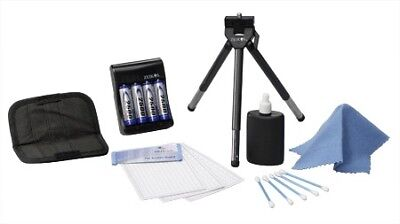 8pc Super Saving Accessory Kit Fuji Finepix S1600 S1770