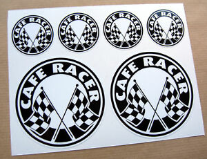 CAFE-RACER-Chequered-Flag-logo-set-stickers-decals