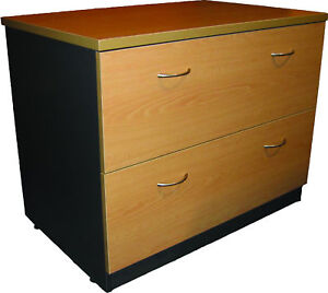Filing Cabinet 2 draw lateral home office furniture