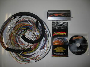 Haltech Sprint 500 EMS stand alone ECU with harness & 2.5 BAR MAP !