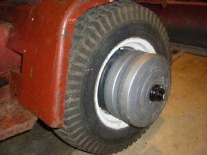 Garden Tractor Wheel Weights System Universal Mounts W