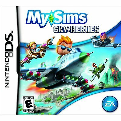 My Sims Sky Heroes (nintendo Ds, 2010) Sealed