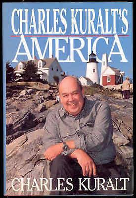 Charles Kuralt America Book Us Travel Cbs News Peabody