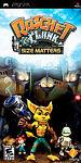 Ratchet & Clank Size Matters - Sony Psp