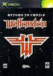Return To Castle Wolfenstein: Tides Of War Xbox