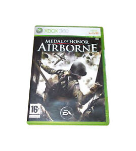 MEDAL OF HONOR AIRBORNE Xbox 360 Microsoft XBOX360 Video Game UK Rel New Sealed