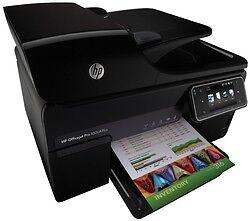 hp officejet pro 8500a plus all in one inkjet printer ebay. Black Bedroom Furniture Sets. Home Design Ideas