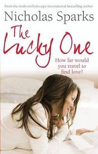 The-Lucky-One-by-Nicholas-Sparks-Medium-Paperback-20-Bulk-Book-Discount