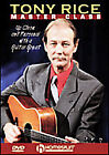 Tony Rice Master Class - Up Close and Personal with a Guitar Great (DVD, 2006)