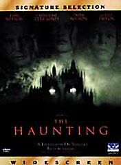 The Haunting (DVD, 1999, Widescreen Sign...