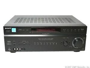 Sony-STR-DE698-7-1-Channel-Receiver