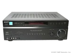 Sony-STR-DE698-7-1-Channel-Receiver