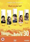 Things To Do Before You're 30 (DVD, 2006)
