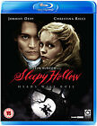 Sleepy Hollow (Blu-ray, 2009)