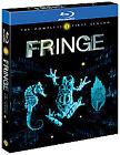 Fringe - Series 1 (Blu-ray, 2009, 4-Disc Set, Box Set)