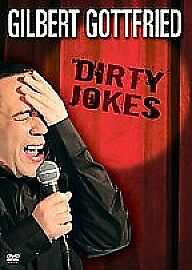 Gilbert Gottfried Dirty Jokes DVD Good DVD Gilbert Gottfried - Bilston, United Kingdom - Returns accepted Most purchases from business sellers are protected by the Consumer Contract Regulations 2013 which give you the right to cancel the purchase within 14 days after the day you receive the item. Find out more about  - Bilston, United Kingdom