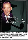 Bing Crosby - The Legendary Bing Crosby (DVD, 2010)