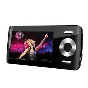 *new* Mp815 Black 8gb Digital Media Player