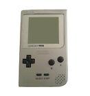 Nintendo Game Boy Pocket Silver Handheld System
