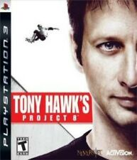 Sony PlayStation 3 Activision Skateboarding Video Games
