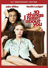 10 Things I Hate About You (DVD, 2010, 10th Anniversary Edition)