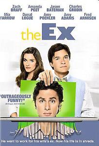The-Ex-DVD-2007-Full-Frame-FREE-SHIPPING