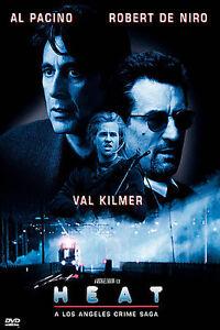 Heat (DVD, 1999)