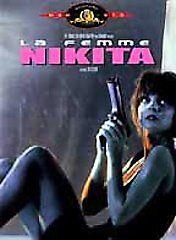 Details about La Femme Nikita DVD