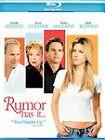 Rumor Has It (Blu-ray Disc, 2006)