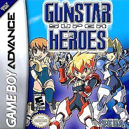 Gunstar Super Heroes (Nintendo Game Boy Advance, 2005)