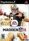 Madden NFL 11 (Sony PlayStation 2, 2010)
