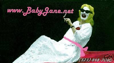 Baby Jane's Celebrity Photos