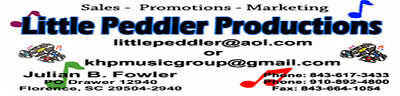 Lil-Peddler Productions Music Store