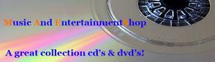 MusicAndEntertainmentShop
