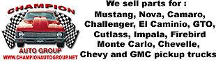 The Champion Auto Group