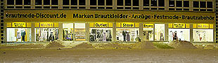 Brautmode-Discount Outlet